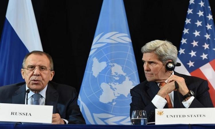 أمريكا وروسيا تعلنان عن خطة للهدنة فى سوريا تزامنًا مع عيد الأضحى