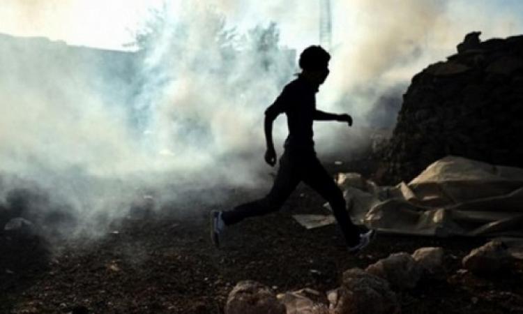 داعش يقصف مدينة كركوك بغاز الكلور