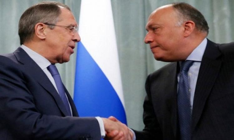 """مواقف مصر وروسيا تجاه تركيا والملف السورى """"متقاربة"""""""
