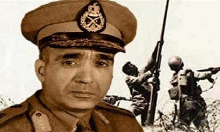 عبد المنعم رياض .. الجنرال الذهبى الذى لن ينساه التاريخ