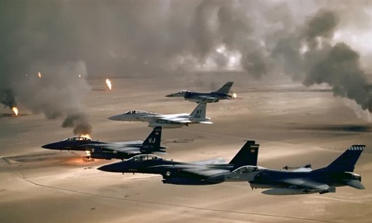 تفاصيل جديدة عن قصف التحالف للجيش السورى