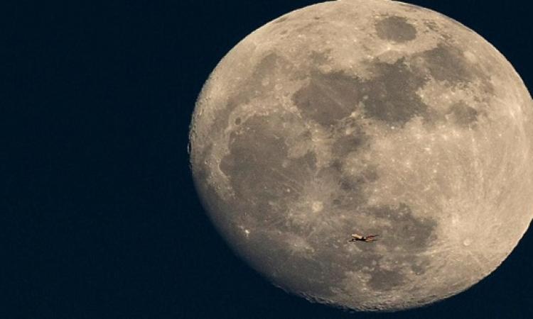 البحوث الفلكية : مساء الأحد .. القمر سيكون أكثر سطوعا لأول مرة منذ 1948