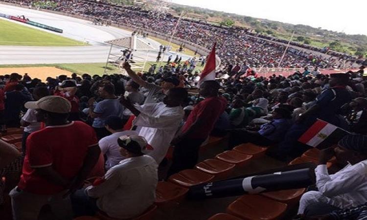 مصر تواجه نيجيريا اليوم لتصفيات كأس الأمم الإفريقية 2017