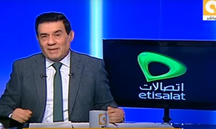 بالفيديو .. مدحت شلبى لشوبير : أنا أنقى وأنضف منك مليون مرة !!
