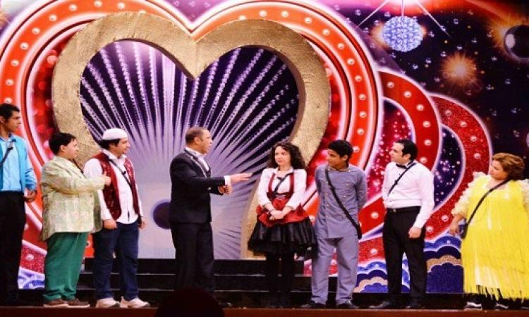 بالصور .. ليلة رأس السنة كوميديا جديدة لمسرح مصر