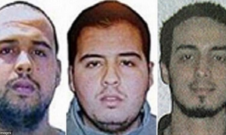 """الكشف عن هوية انتحاريين فى تفجيرات بروكسل .. والبحث عن """"الرجل الثالث"""""""