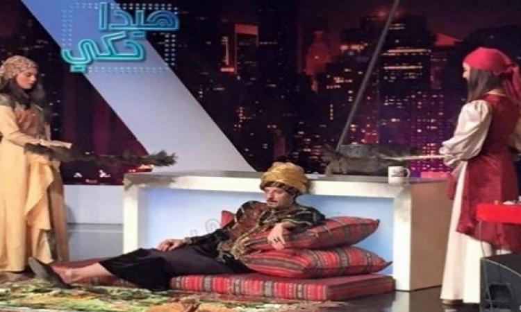 بالفيديو .. تهزيق لوكس من عادل كرم لأحلام : نحنا شحاتين يا كنتاكى !!