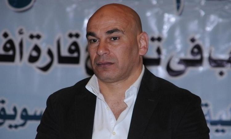بالفيديو .. إبراهيم حسن : قرارات الاتحاد .. مقلعهاش من جزمتى !!