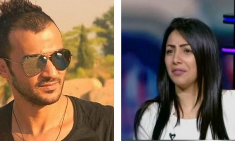 بالفيديو .. إبراهيم سعيد يطلق زوجته على الهواء : مش هسيبك !!