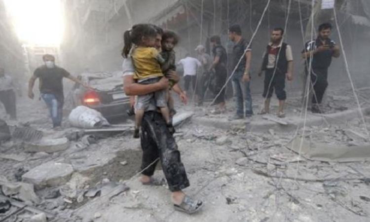 تهدئة على 3 جبهات فى سوريا .. واستثناء حلب