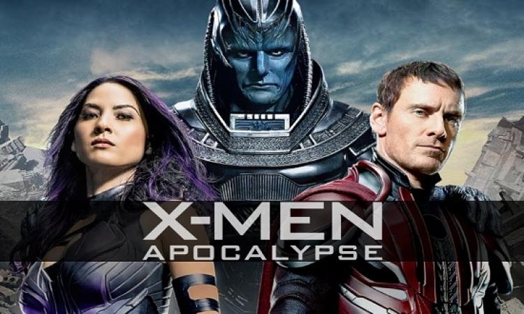بالفيديو .. تريلر الجزء الجديد من X-Men : Apocalypse