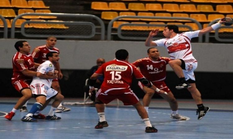 الأهلى يتأهل لنهائى كأس مصر بالمباراة الختامية للبطولة