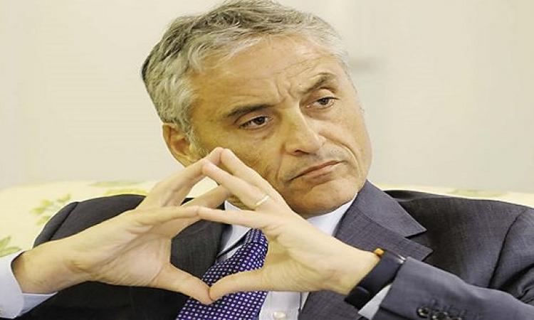 السفير الإيطالى يغادر القاهرة بعد استدعائه للتشاور