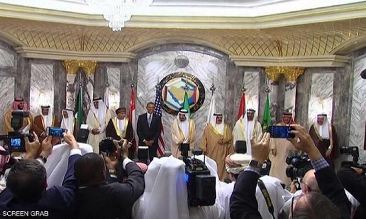 بدء أعمال القمة الخليجية الأميركية في الرياض
