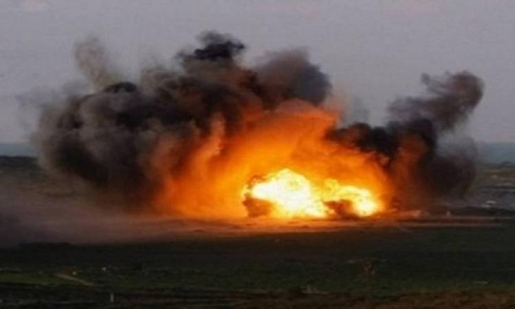 إصابة 5 مجندين برفح بشظايا انفجار عبوة ناسفة