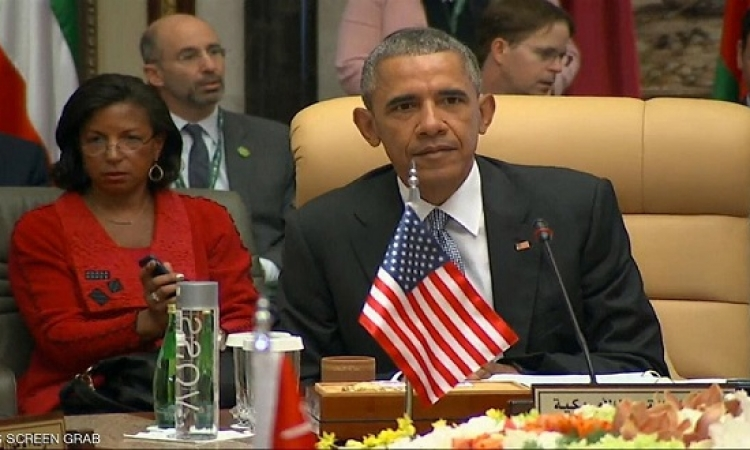 أوباما : إيران مستمرة في تسليح الجماعات الإرهابية