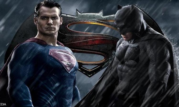رغم احتفاظه بالصدارة .. تراجع إيرادات باتمان ضد سوبرمان