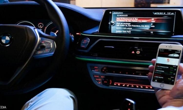 BMW تطلق تطبيقاً جديداً يساعد على قيادة السيارة