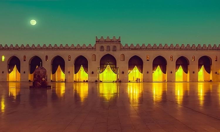 """بالصور.. """"جامع الحاكم بأمر الله"""" جوهرة إسلامية"""
