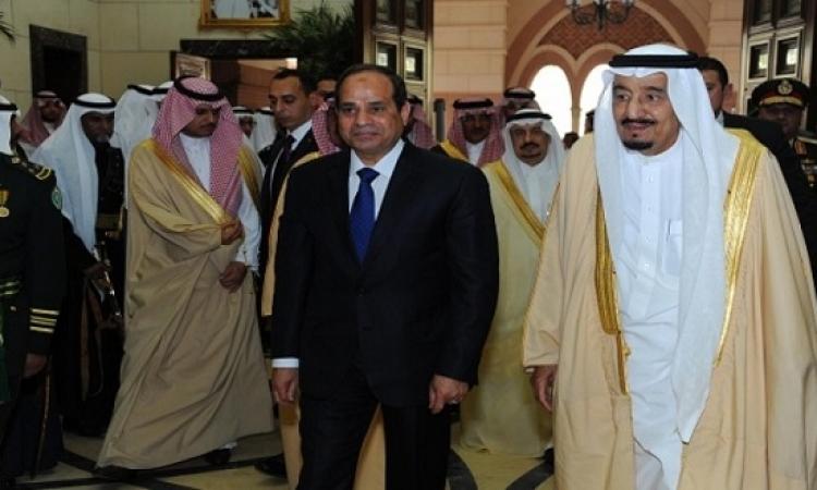 زيارة سلمان للقاهرة وعودة استقرار المنطقة