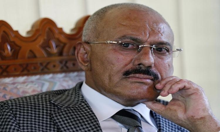 الحوثيون يضعون صالح رهن الإقامة الجبرية فى صنعاء