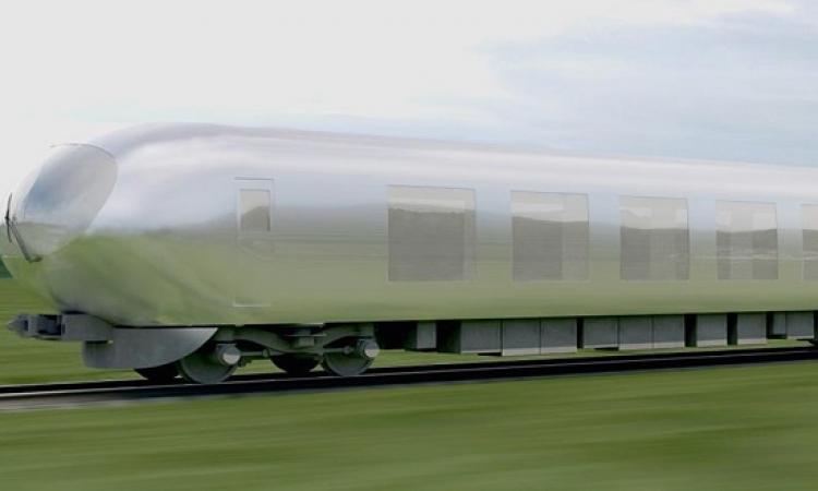 بالصور .. قطارات غير مرئية فى اليابان .. ودى تتركب ازاى ؟!