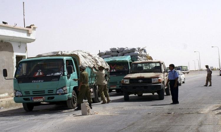 مقتل 16 مصريًا على أيدى عصابات التهريب بليبيا