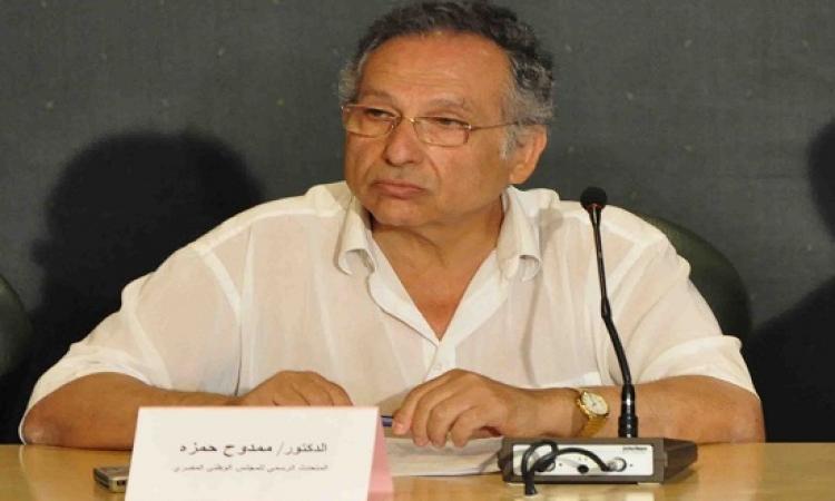 بالفيديو .. ممدوح حمزة يسب أحمد موسى على الهواء : اعلامى .. !!
