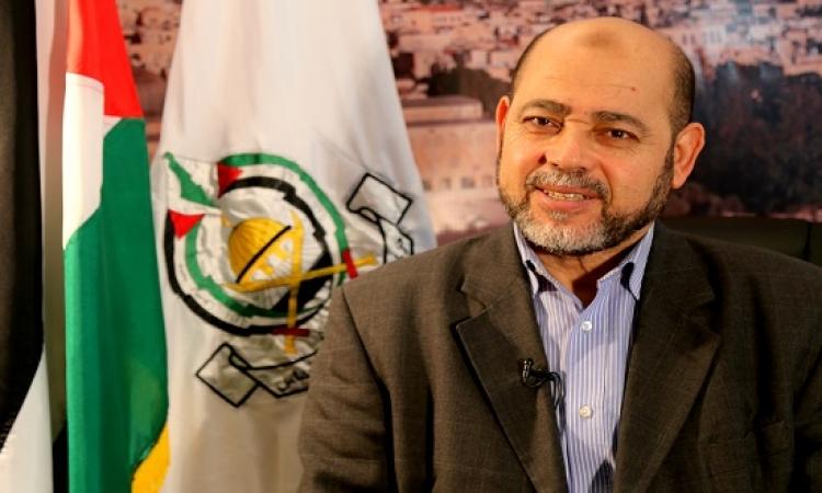 موسى أبو مرزوق : فتحنا صفحة جديدة مع مصر
