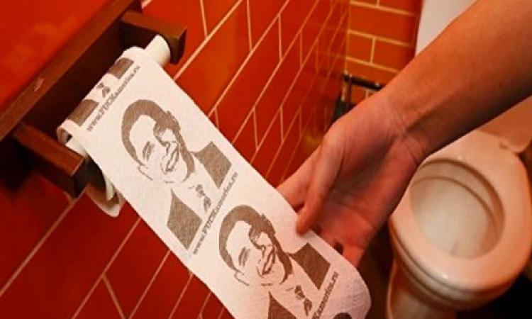 مقهى بوتين .. أوباما ورق مرحاض!!