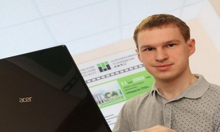 طالب روسى يطور كاميرا للكشف عن المجرمين