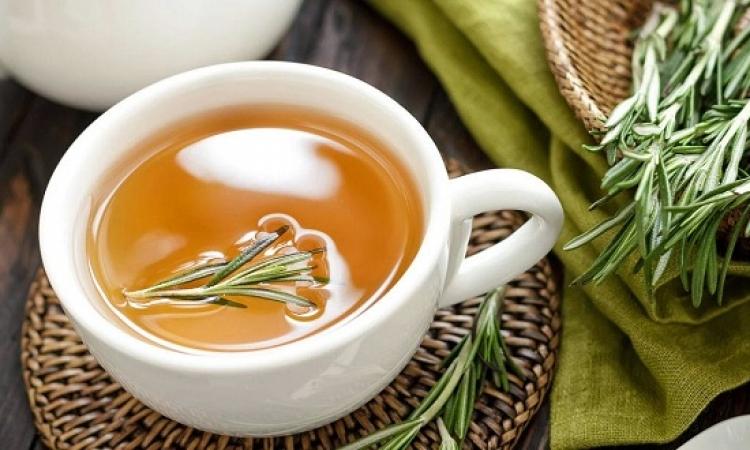 حسن ذاكرتك مع الشاى بالنعناع وإكليل الجبل