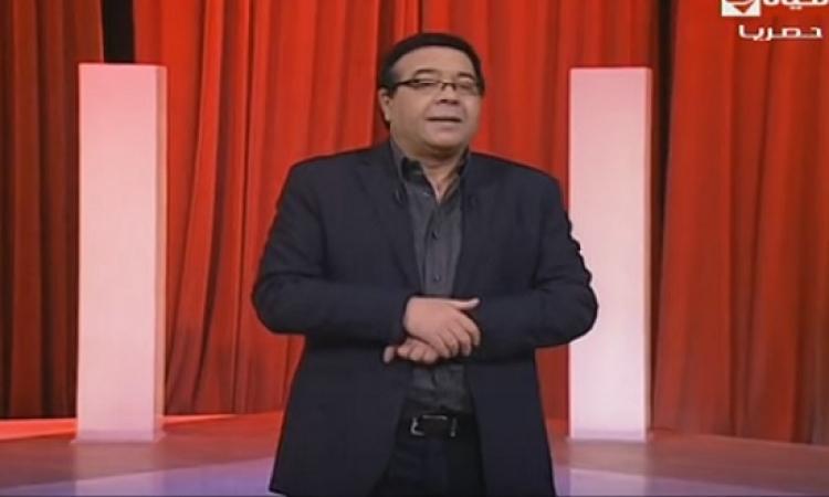 بالفيديو .. أحمد آدم يرد على هجوم النشطاء : من إمتى بتريق على شهدا ؟!