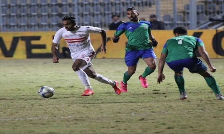 القضاء الإدارى يخطر اتحاد الكرة بموعد جلسة إعادة مباراة الزمالك والمقاصة