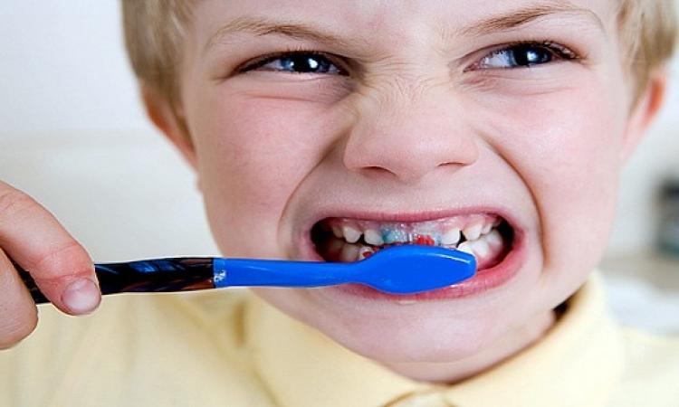 قصة للأطفال قبل النوم .. فرشاة الأسنان والطفل الصغير
