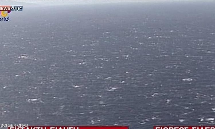 العثور على أجزاء من حطام الطائرة المصرية قبالة سواحل كريت