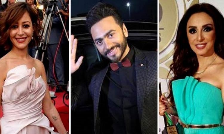 القائمة الكاملة لجوائز الموريكس دور .. تامر وانغام ومنة شرفونا !!