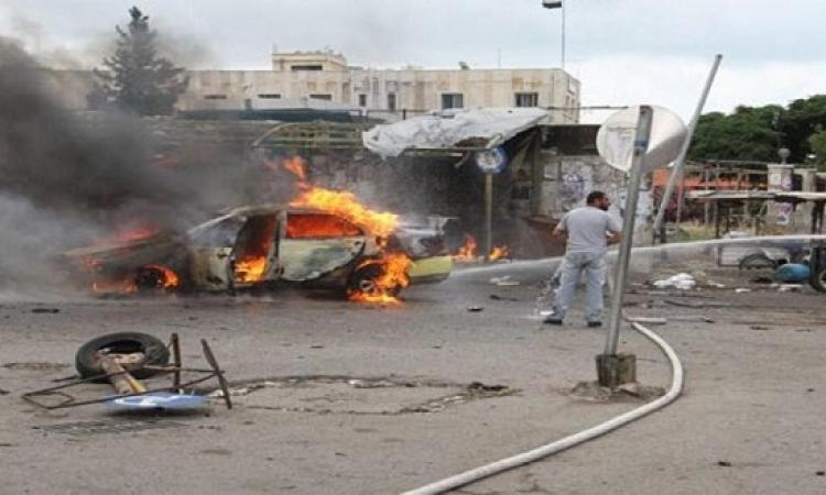 داعش يتبنى تفجيرات سوريا التى أوقعت أكثر من 100 قتيل