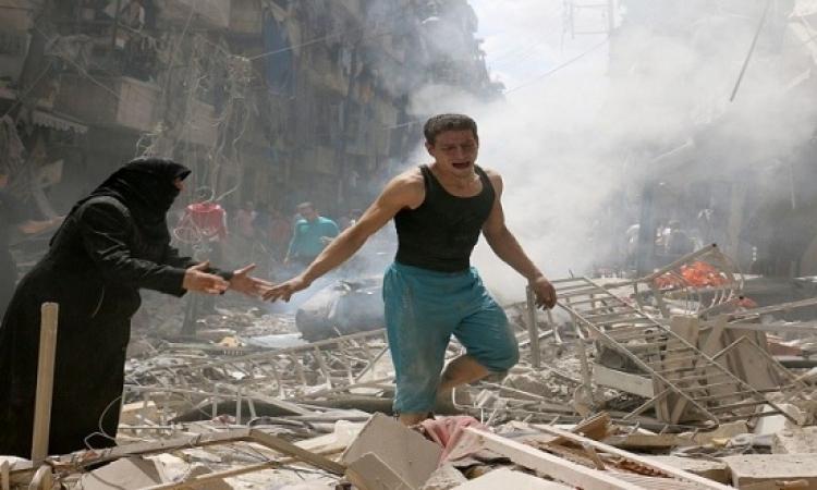 حلب تستغيث بين مطرقة المعارضة المسلحة وسندان الجيش السورى