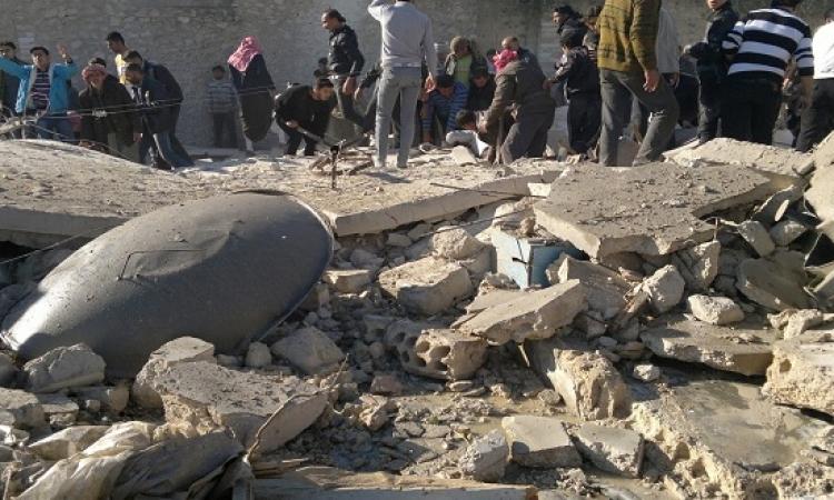 المجازر تشعل موقع تويتر بهاشتاج #اغيثوا_حلب