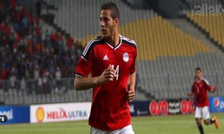 اتحاد الكرة : رمضان صبحى سيشارك مع الأهلى أمام الزمالك