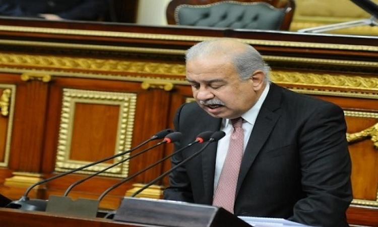 إسماعيل يلقى اليوم بياناً أمام البرلمان بشأن تمديد حالة الطوارئ فى سيناء