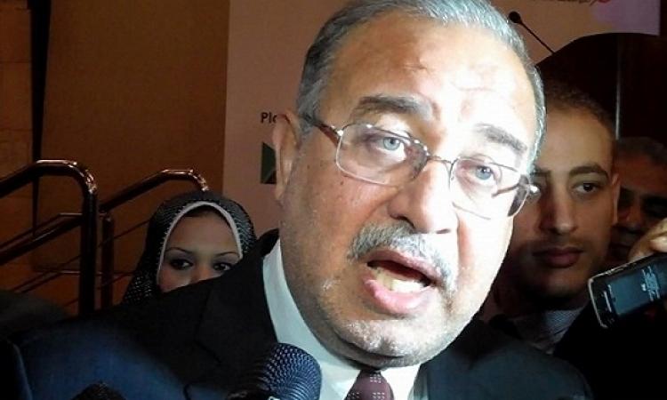 """شريف إسماعيل يفتتح معرض """"أهلا رمضان"""" بأرض المعارض"""