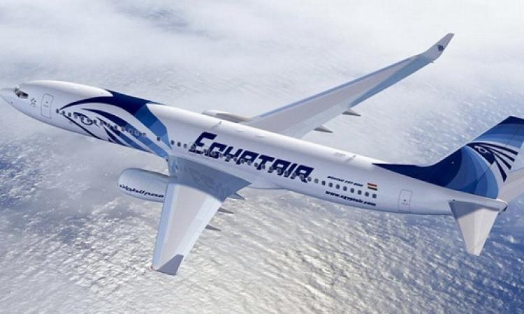 وفد من مصر للطيران يغادر لنيويورك لاستلام البوينج السادسة