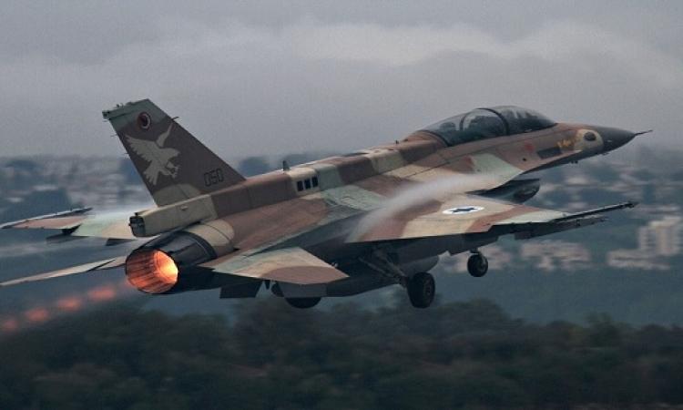 غارات جوية إسرائيلية جديدة على حماس فى قطاع غزة
