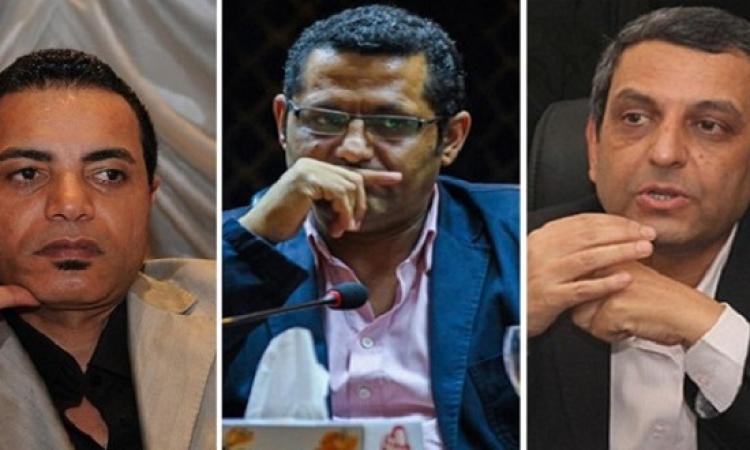 حبس نقيب الصحفيين وعضوى المجلس عامين وكفالة ١٠ آلاف جنيه لإيواء مطلوبين