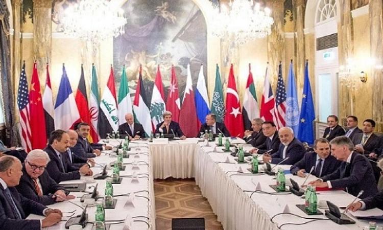 اجتماع دولى موسع فى فيينا لانقاذ محادثات السلام السورية