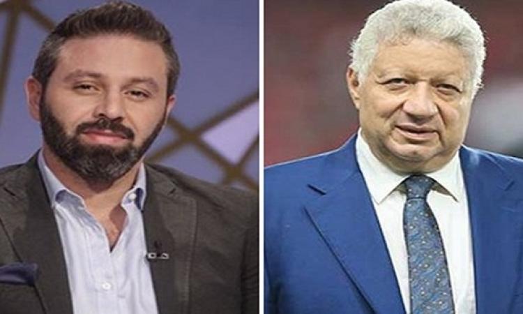 بالفيديو .. مرتضى منصور مهاجماً حازم إمام : يابنى أعقل وخليك محترم !!