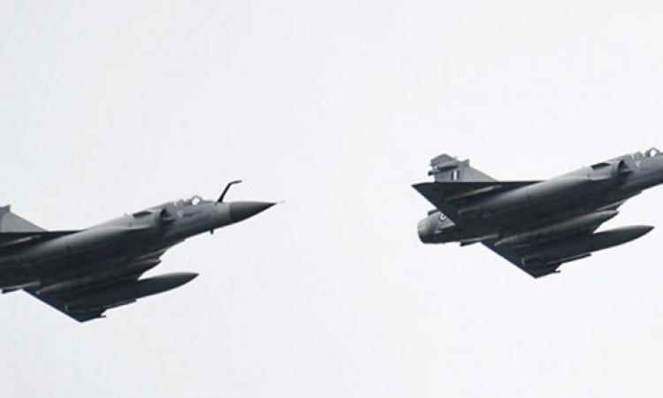 مقاتلات يونانية تعترض طائرة أميركية فى مكان سقوط المصرية