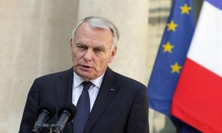 إيرولت : باريس تعتبر ان كافة الافتراضات مطروحة فى حادث الطائرة